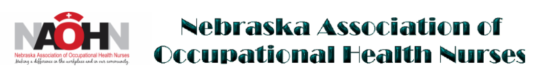 Nebraska Association for Occupational Health Nurses (NAOHN)
